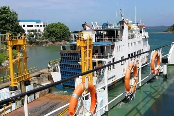kapal penyeberangan roro