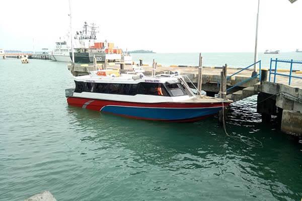 speedboat dari batam menuju tanjung uban